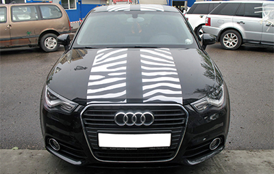 Наклейки на Audi A1