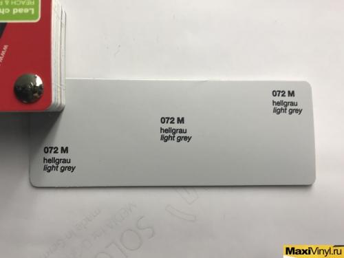 072 M Light Grey