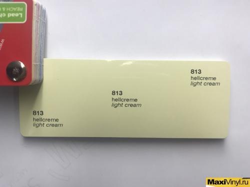 813 Light Cream