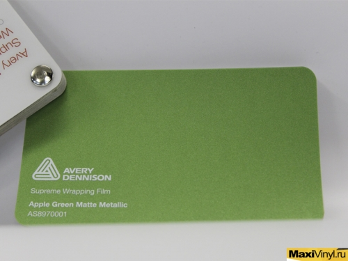 Apple Green Matte Metallic AS8970001