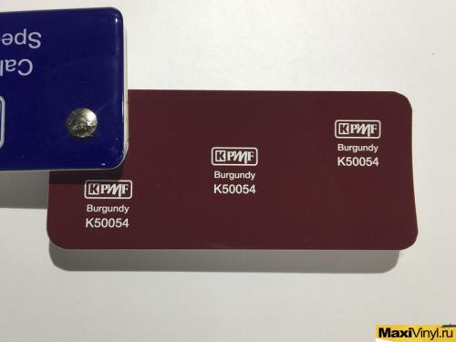 Burgundy K50054