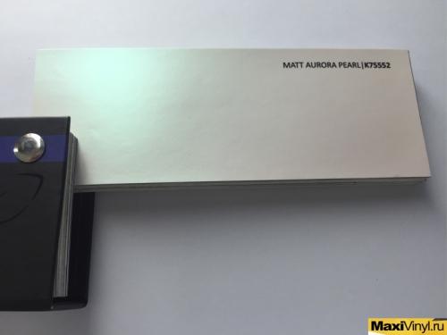 MATT AURORA PEARL K75552