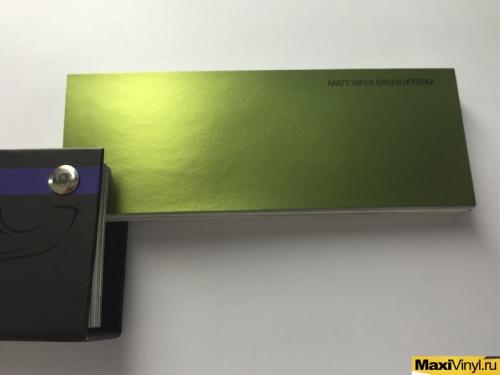 MATT VIPER GREEN K75542
