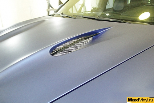 Оклейка Porsche Cayenne пленкой Arlon