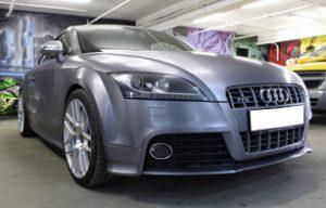 Полная оклейка Audi TT