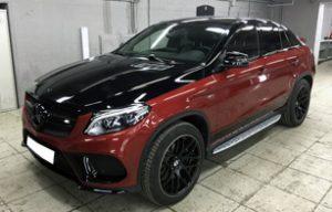 Стайлинг Mercedes-Benz GLE Coupe