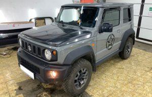 Стайлинг Suzuki Jimny