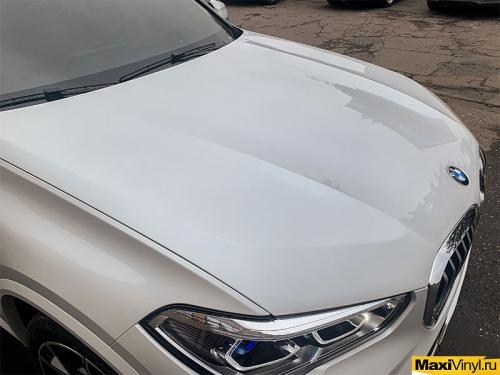 Оклейка зон риска BMW X5 G05