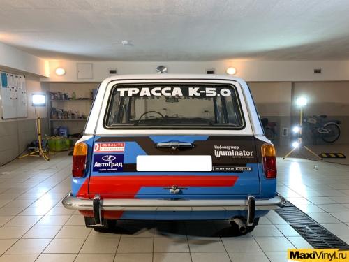 Брендирование ВАЗ 2102