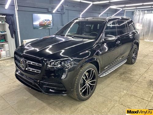 Карбоновый стайлинг Mercedes-Benz GLS