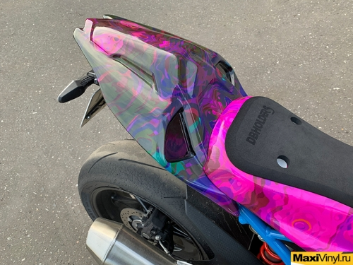 Винилография на мотоцикл BMW S1000RR