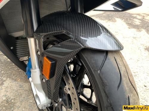 Полная оклейка мотоцикла BMW M1000RR
