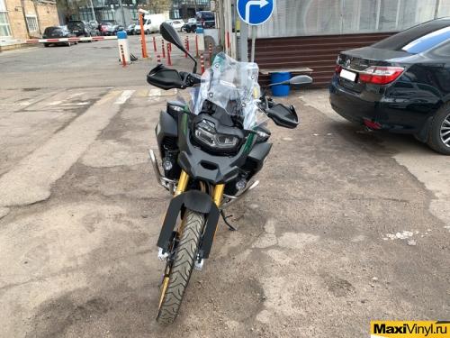 Полная оклейка мотоцикла BMW GS F850