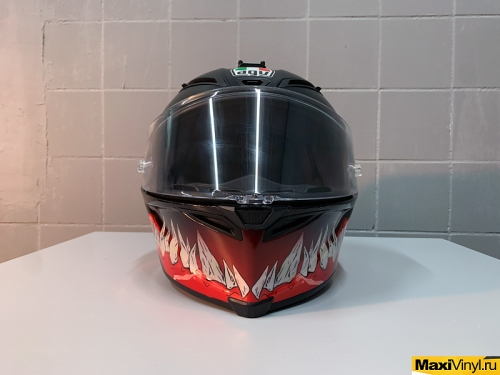 Оклейка шлема AGV Corsa