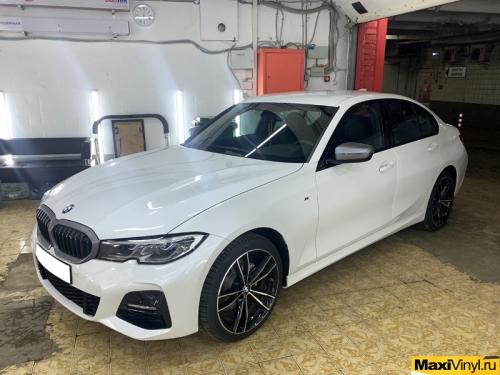 Стайлинг BMW 3 серии G30
