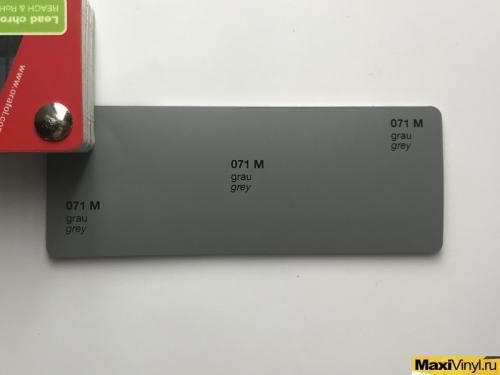 071 M Grey