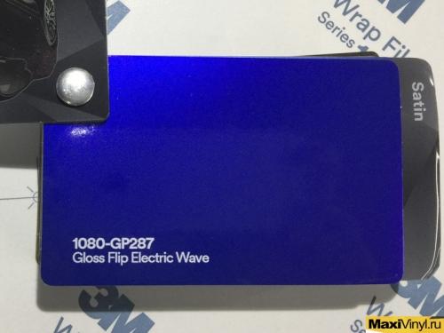 1080-GP287 Gloss Flip Electric Wave
