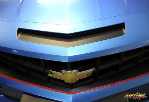 Полная оклейка Chevrolet Camaro