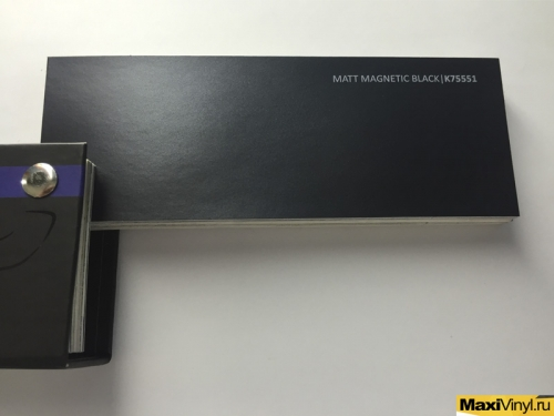 MATT MAGNETIC BLACK K75551