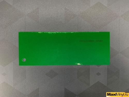 Envious green K75407<br>Зеленый металлик