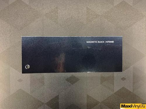 Magnetic black K75440<br>Темно-серый металлик